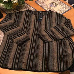 Women's XXL Chaps Sweater - Brand New with Tag